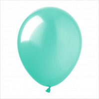 "12"" Мятный металлик (pearl mint green) 100 шт. opt-show"