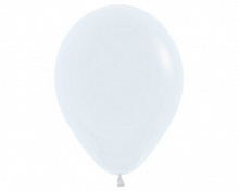 "12"" Fashion Solid White 005 (100 шт.) opt-show"